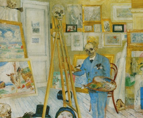 1896-james-ensor-the-skeleton-painter-
