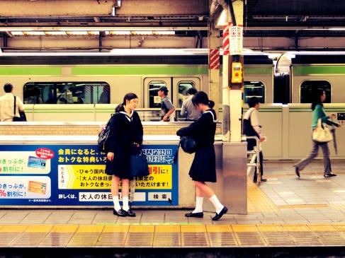Tokyo Japan teaching English