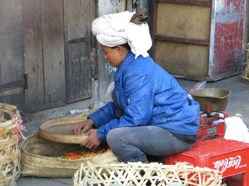 denpasar bali street indonesia