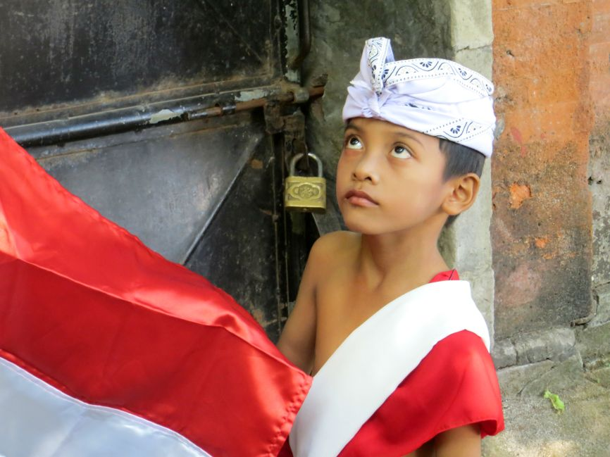 Independence Day in Denpasar 2013 / Bali, Indonesia