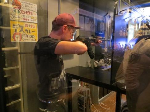 Shooting Bar EA Tokyo