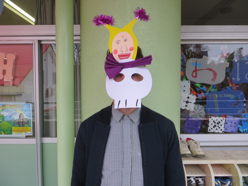 kindergarten teacher tokyo japan