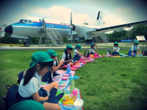 Teaching English Japan kindergarten