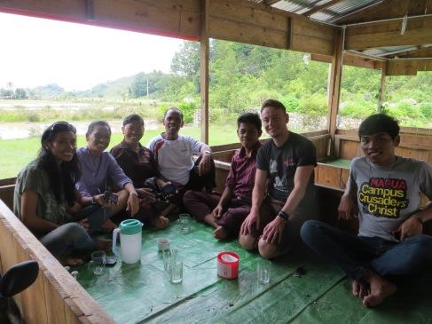 Sumatra Batak Lake Toba
