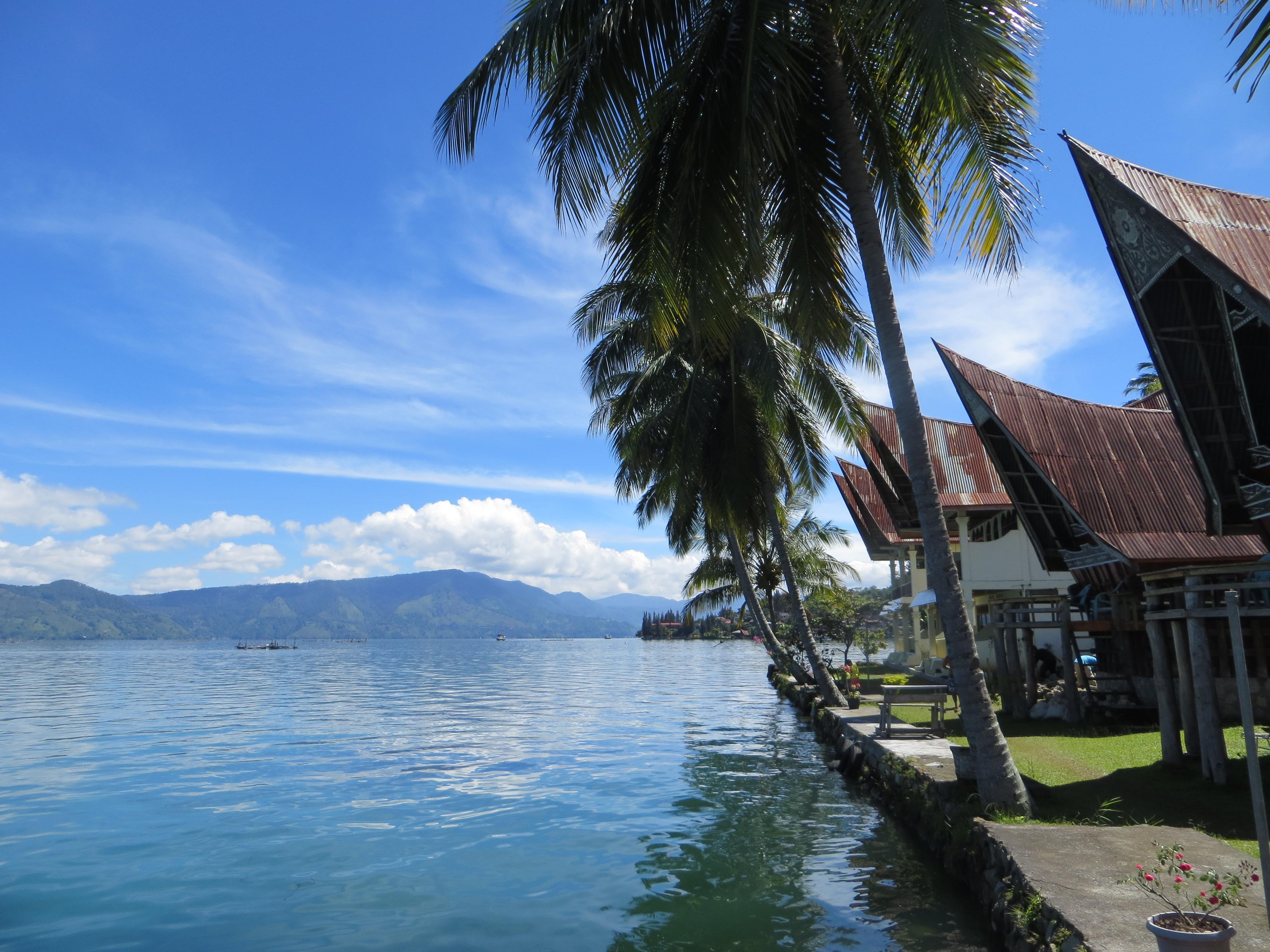 Falling In Love With Lake Toba Sumatra Ikimasho