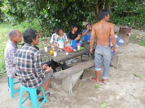 Indonesia Sumatra arak jungle juice