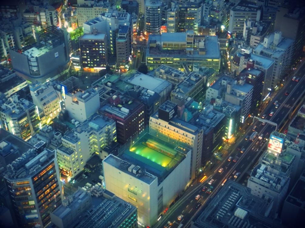 best night views tokyo