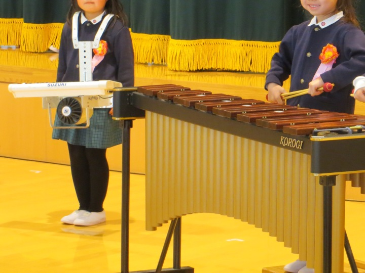 ongakukai music festival japanese kindergarten