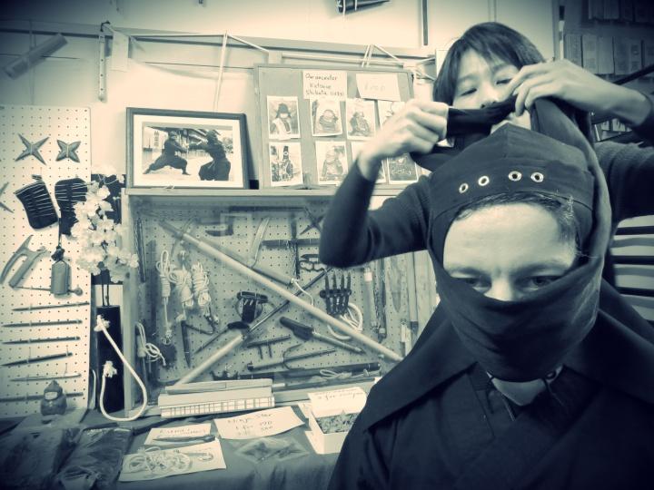 ninja school tokyo