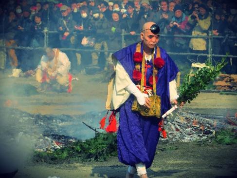 Hiwatari Matsuri: Mount Takao Fire Walking festival tokyo