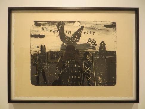 Moon Klown in City (2012) david lynch tokyo 2014