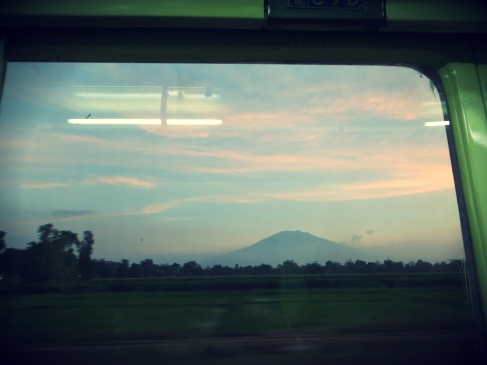 Yogyakarta to Surabaya train