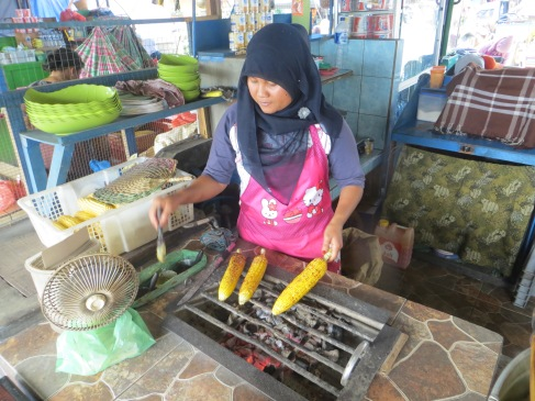 berastagi sumatra
