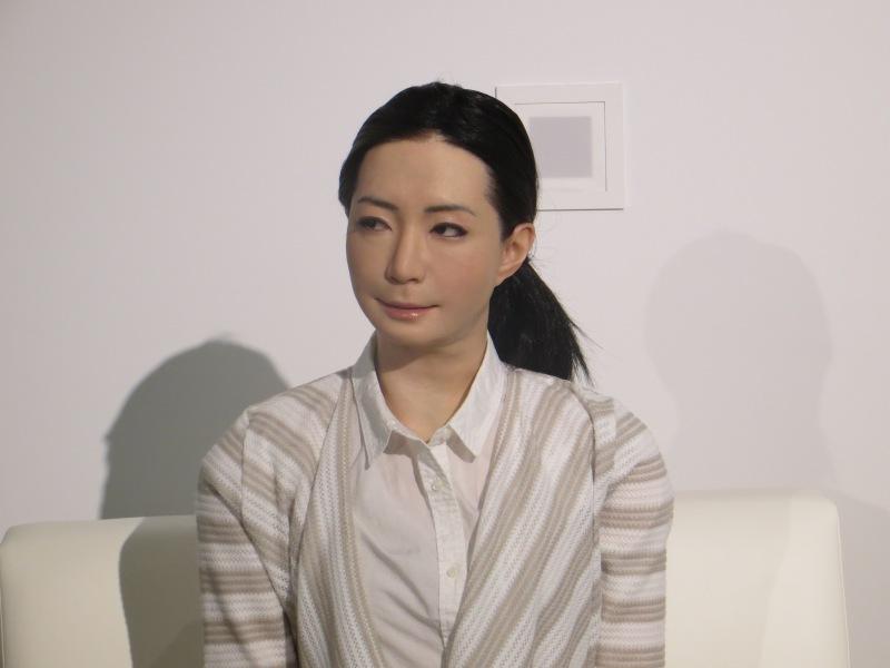 androids miraikan tokyo japan