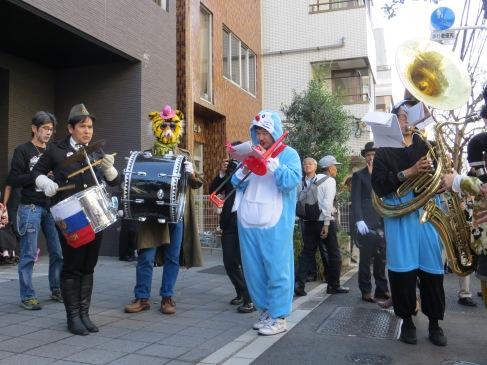 Kagurazaka Bakeneko Parade