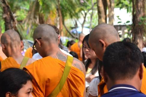 songkran isaan thailand