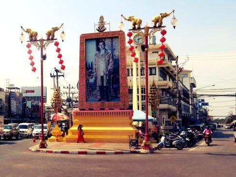 hua hin Thailand, clock tower