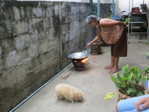 cooking isaan