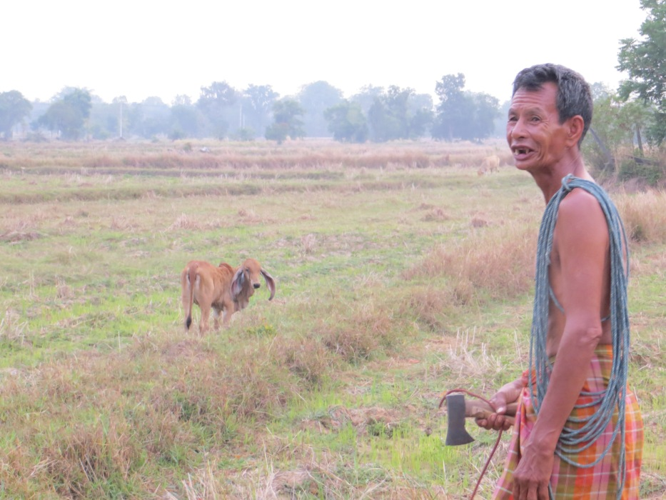 farmer Thailand Isaan