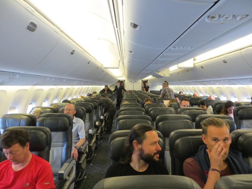 evacuation relief flight nepal to london