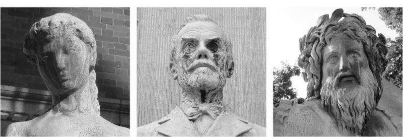 copenhagen statues