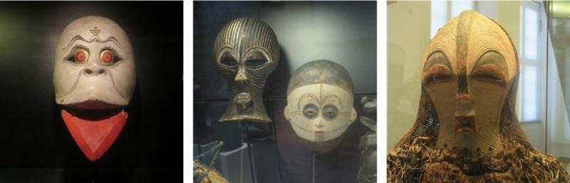 masks copenhagen museum of denmark