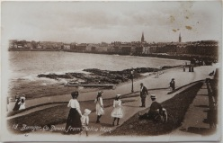 bangor postcard