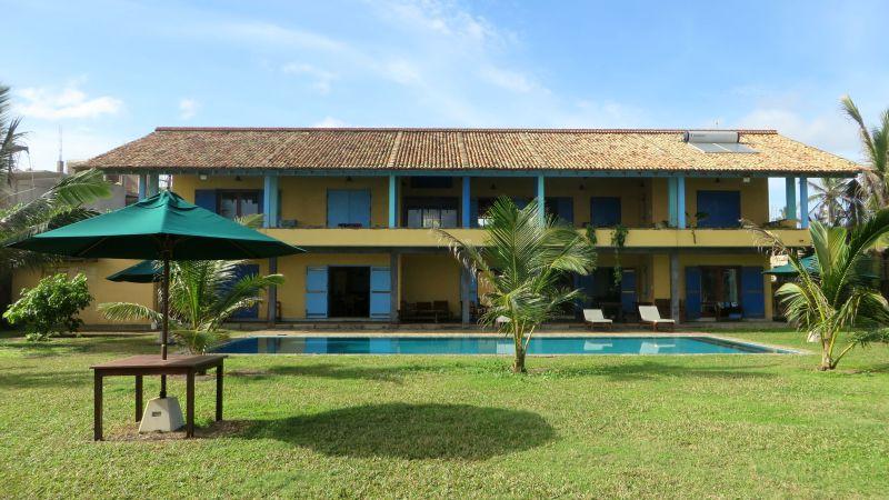Villa Atulya at Oceans edge mirissa