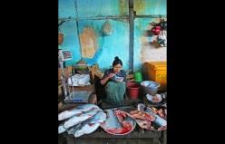 MYANMAR VILLAGER