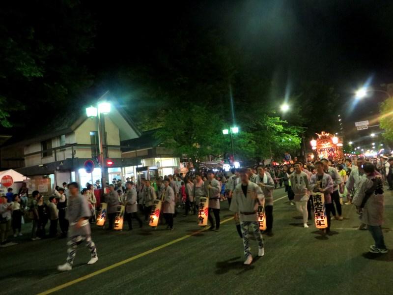 kurayami matsuri 2016 (darkness festival), fuchu city