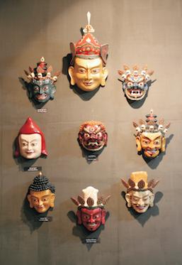 Bhutanese-Masks-2
