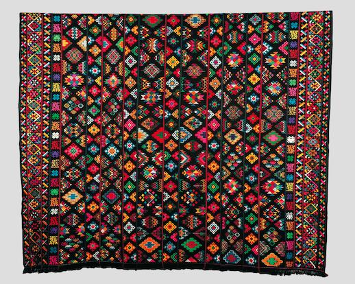 Bhutanese-tapestry