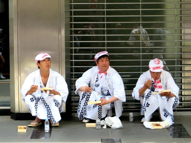 Yushima Tenjin Grand Festival tokyo japan matsuri