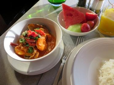 shangri-la taipei breakfast 2
