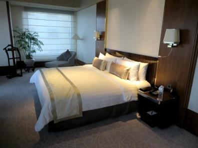 shangri-la taipei horizon bedroom