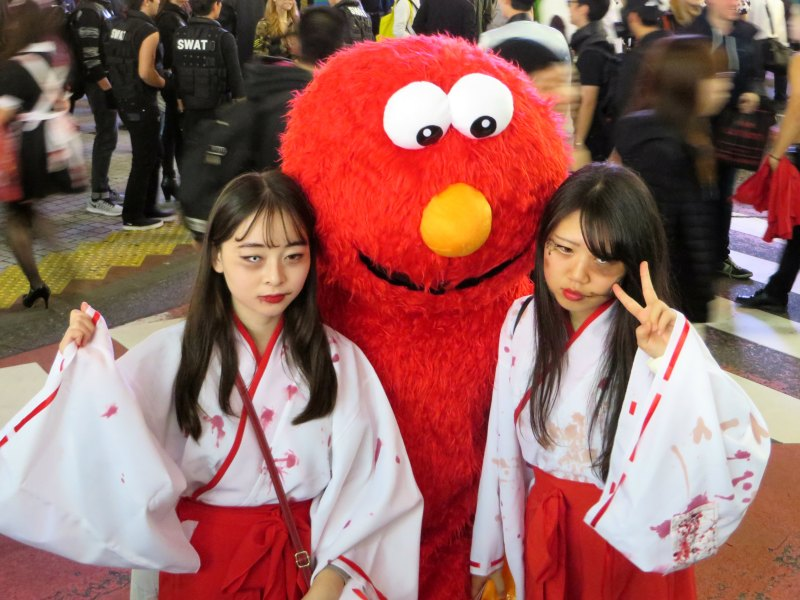 Tokyo Halloween 2016: The Growth of Halloween in Japan | IKIMASHO!