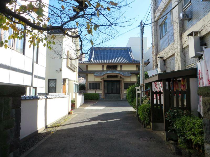 kagurazaka-temple