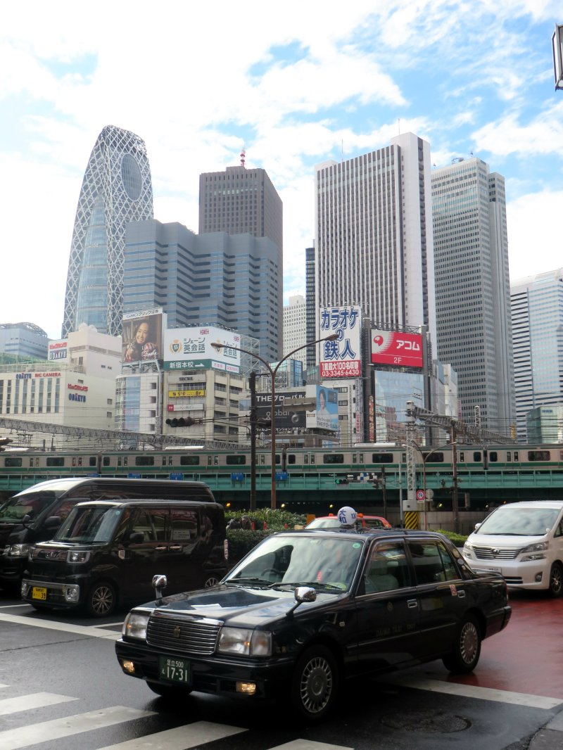 shinjuku-skyline