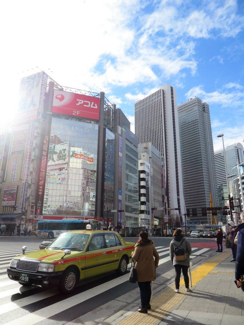 shinjuku-taxi-tokyo
