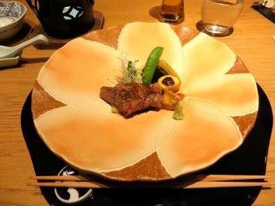 Hakata wagyu beef