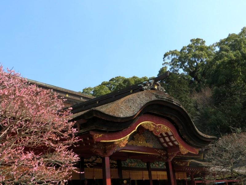 Dazaifu tenamn gu temple 3