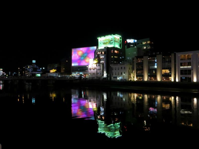 Fukuoka Nakasu reflections 5