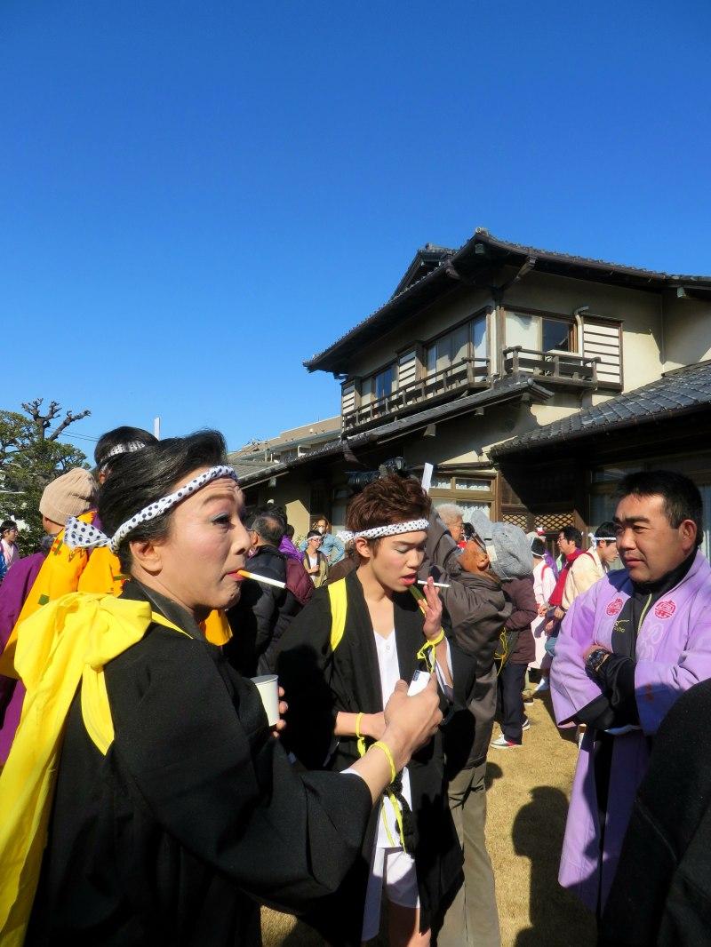 Ikazuchi no Daihannya Festival 1