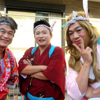 Ikazuchi no Daihannya Festival 3