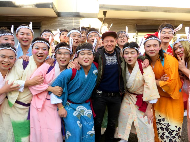 Ikazuchi no Daihannya Festival 9