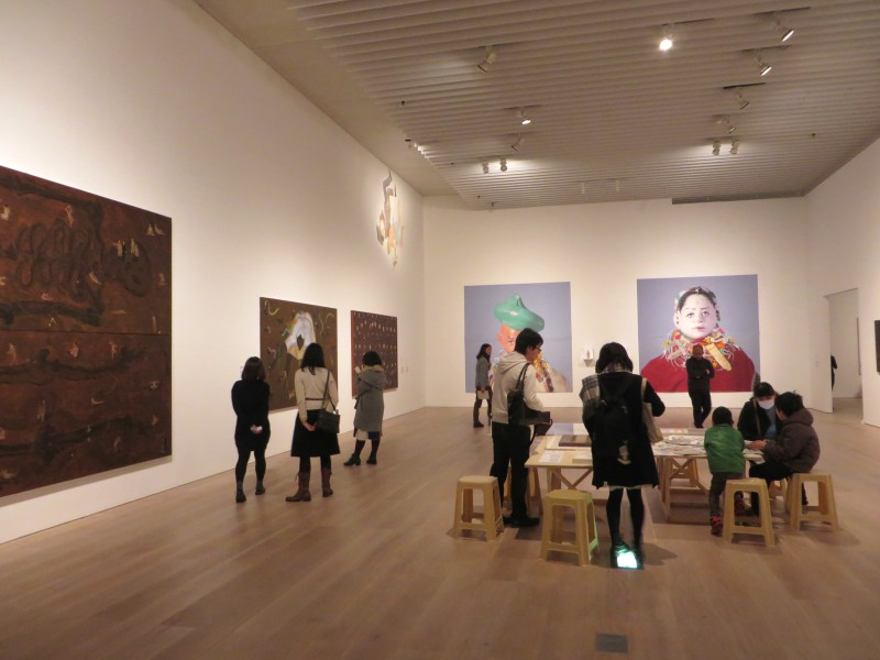NS Harsha This Charming Journey Mori Art Museum