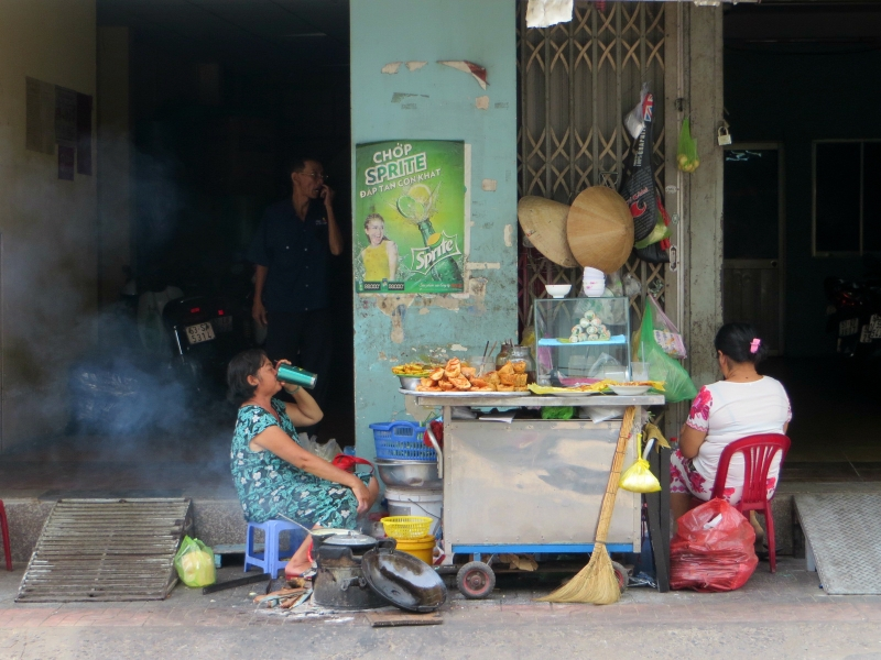 Breaktime, Saigon
