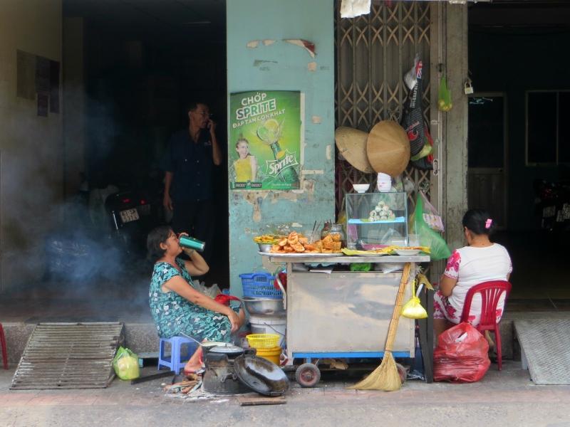 Breaktime, Saigon
