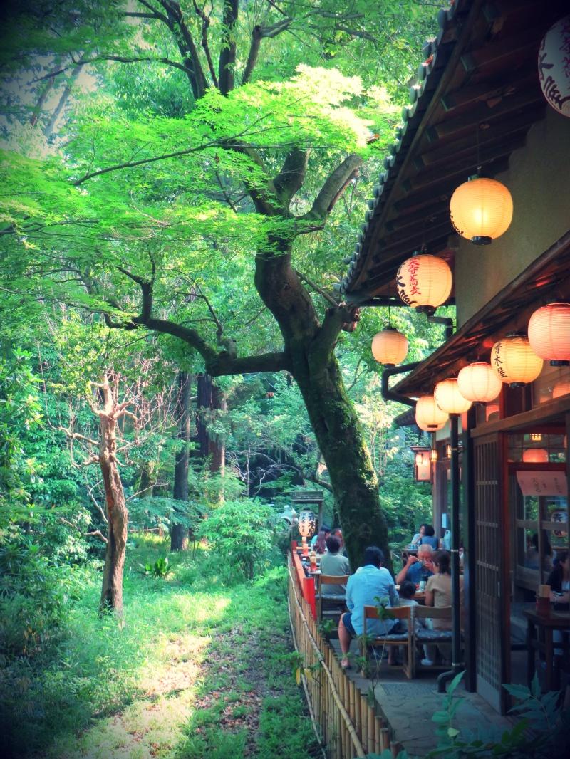 Jindaiji lanterns