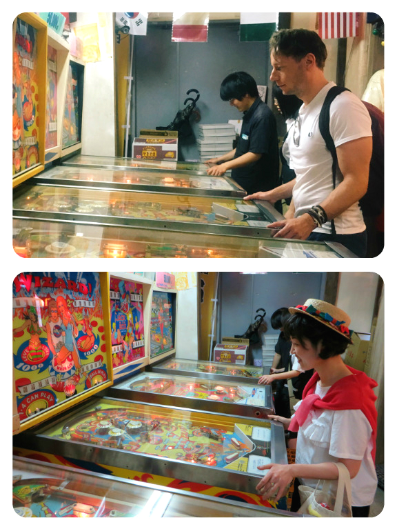 Pinball Wizards